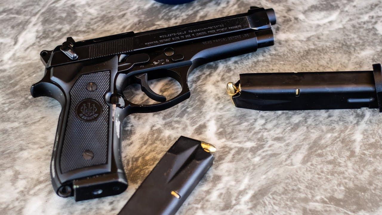 Beretta 92FS Review