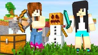 Minecraft Skywars - NÃO MEXA COM MEU AMIGO OLAF