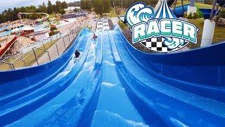 Racer - Water Park Mat Water Slide at Skara Sommarland
