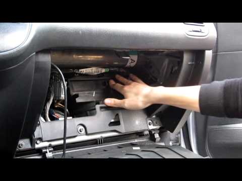 2001 Honda Civic Cabin Air Filter change/replace