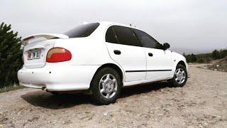 Hyundai ACCENT 1998 1.3 LS Yumurta Kasa nceleme Test смотреть
