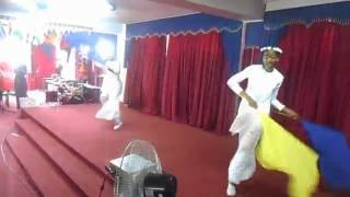 RCCG Dance Team He Did It Again by Sinach