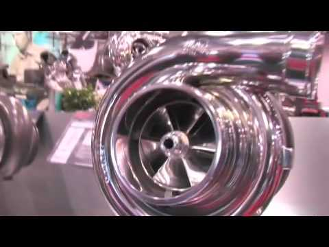StreetLegalTV.com-Garrett Turbos new turbo for Outlaw 10 5