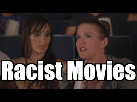 White Girl Thinks Black Men are Too Loud at the Movies