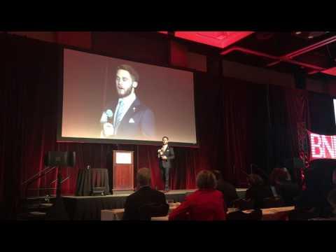 BNI Global Convention - Michael Gallagher