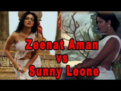 Zeenat Aman reacts on Sunny Leone being compared to her thumbnail