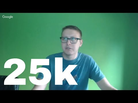 25k Subs Special | Reacts Projects | Project Reviews | How to Make A Coding Channel Course ETA  10/1