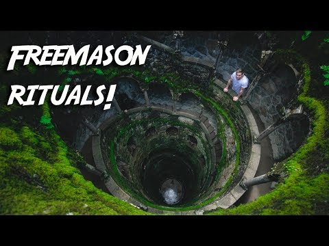SECRET INITIATION WELL of SINTRA! - PORTUGAL (2018)