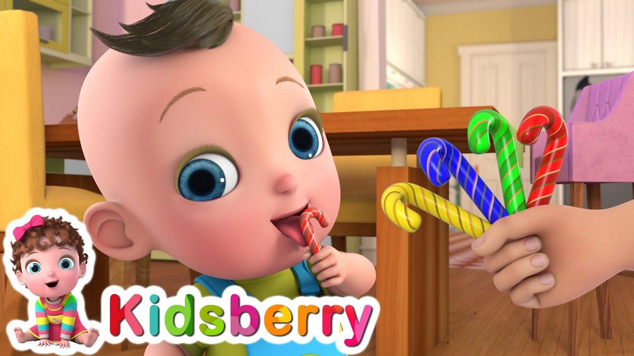 Color Song | ABC Song | Nursery Rhymes | Baby Songs