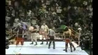 Oddities w/ICP vs DX WWF