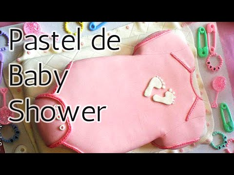 40 Ideas para Torta de Baby Shower HD