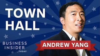 Andrew Yang Business Insider Interview | April 8th 2020