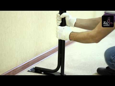 Видео Труба толстостенная из меди