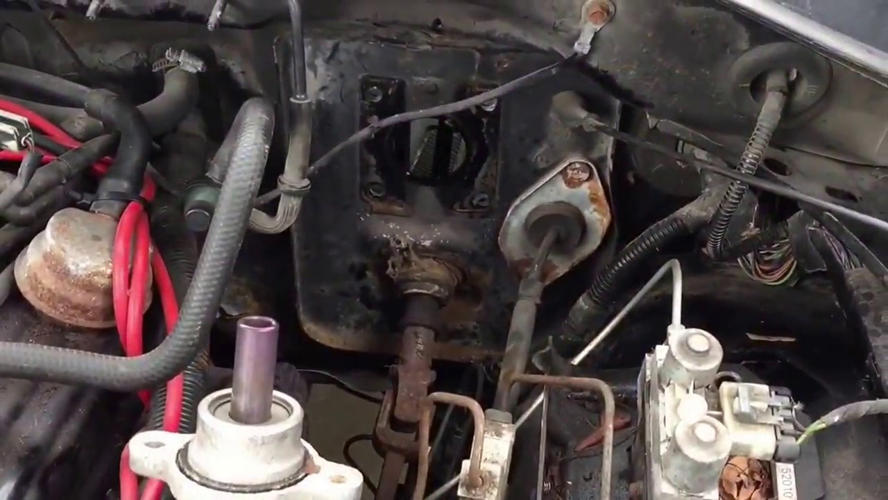 1997 Dodge Dakota Brake Booster
