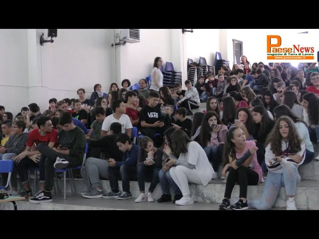 piedimonte matese liceo galilei protesta assenza aule