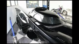 1989 original Batmobile (World2 version)