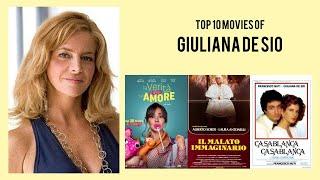 Giuliana De Sio Top 10 Movies of Giuliana De Sio  Best 10 Movies of Giuliana De Sio