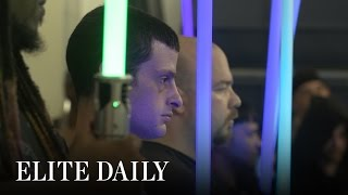 Meet The Real Jedi Who Devote Their Lives to The Force [INSIGHTS] | Elite Daily