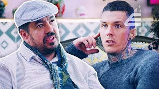 Did This Guy Experience an ALIEN Visit or Just Take a Nap?? | Tattoo Fixers