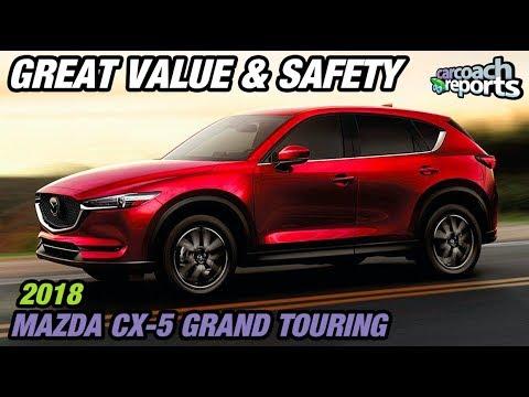 Elegant 2018 Mazda CX 5 Grand Touring   Great Value U0026 Safety