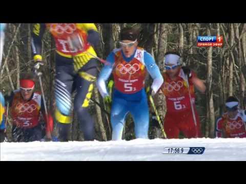 Смотреть XXII Зимние Олимпийские игры.Сочи.Лыжные гонки.Мужчины.Эстафета . онлайн