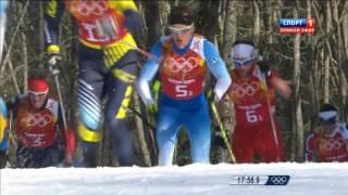 видео Лыжные гонки