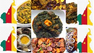 My Top 12 Favorite Cameroonian Foods!! 🇨🇲 Foods you should try when you visit Cameroon.