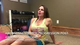 Video Abdominal Stretch Progression Post-Abdominal Surgery download MP3, 3GP, MP4, WEBM, AVI, FLV Juli 2018