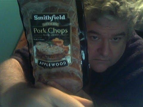 Smoked boneless pork chops recipe