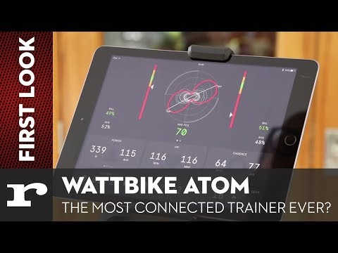 Review: Updated: Wattbike Atom | road cc