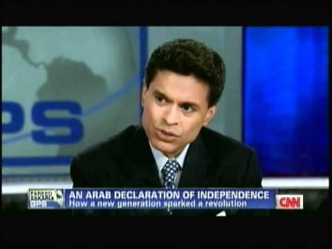 Bruce Feiler on Fareed Zakaria GPS talks Arab Spring July 3 2011