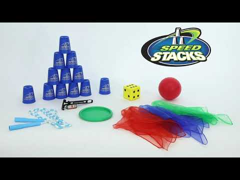 Speed Stacks | Personal PE Kit | Introduction