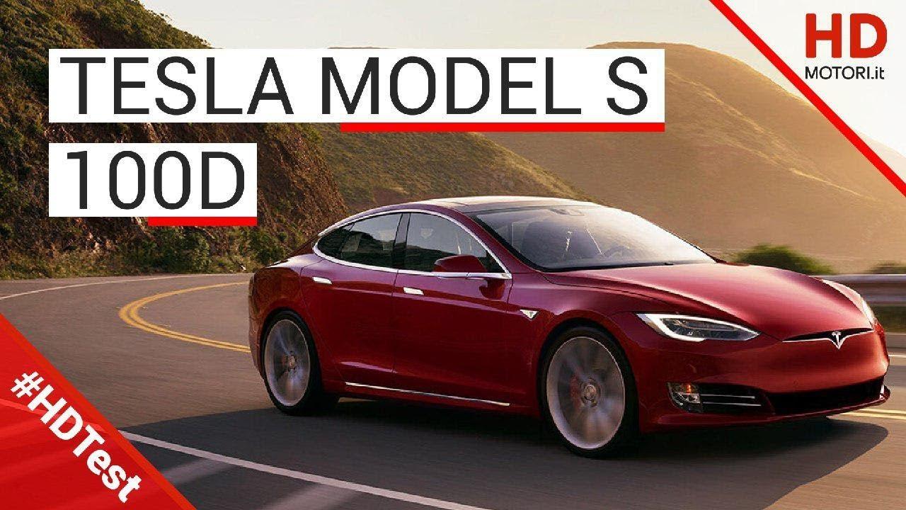 Tesla Model S 100 D Hdtest