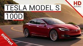 Tesla Model S 100 D | HDtest