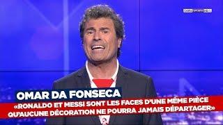 Omar Da Fonseca revient sur la rivalité entre Lionel Messi et Cristiano Ronaldo