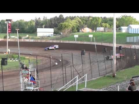 Cory Mahder - June 8th, 2013 - 1st Place - Heat - Rice Lake Speedway