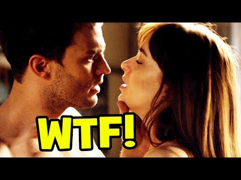 10 WTF Facts About FIFTY SHADES DARKER & Fifty Shades Freed