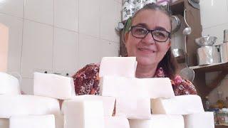 Aprenda como Fazer Sabão Sapólio com 2 Ingredientes