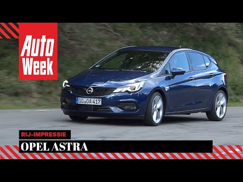 Opel Astra – AutoWeek Review - English subtitles