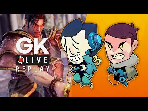 [GK Live Replay] Défis en série sur SoulCalibur VI