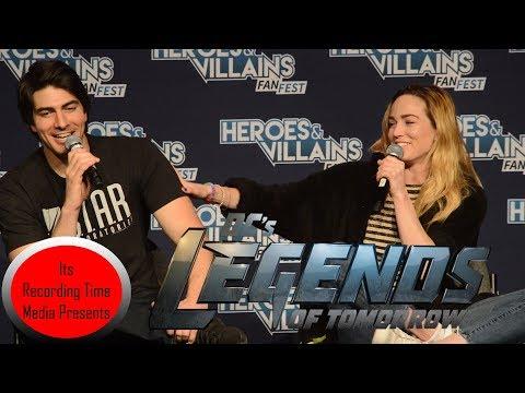 Heroes & Villains  Fest San Jose 2017: DC Legends of Tomorrow Panel