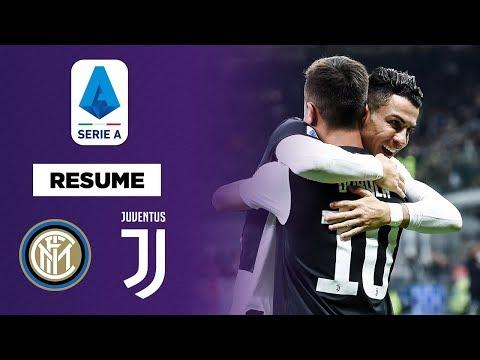Serie A : La Juventus s'offre l'Inter Milan et marque son territoire