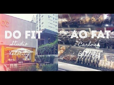 Carlo`s Bakery + Studio Velocity - Vlog São Paulo