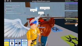 Roblox High School: XD este foi divertido TBH