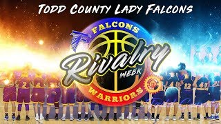 Rivalry Week: Spotlight (Todd County Lady Falcons)