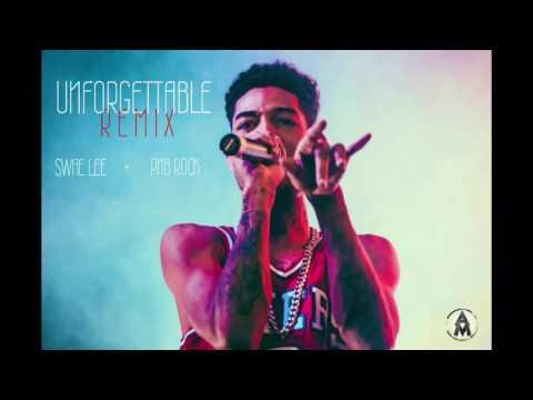 Swae Lee ft. PNB Rock - Unforgettable (Remix)