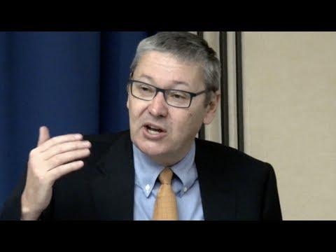 Greg Mankiw Remarks on Carbon Dividends at Council Launch Event