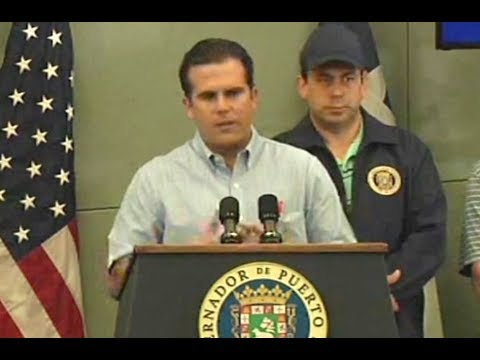 Oct 1 - Puerto Rico Governor UpDate On Hurricane Relief - Full News Conference