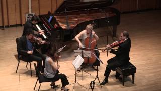 Dvorak: Piano Quintet in A Major, Op. 81 1st Mvt.