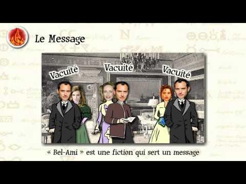 """""""Bel-Ami"""", de Guy de Maupassant (Alchimie d'un roman, épisode n°29)"""